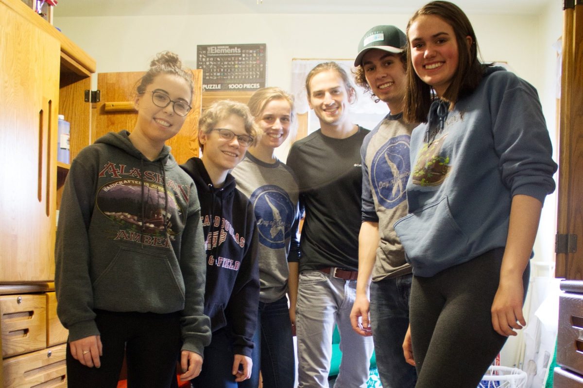 UAS Students and Staff Give Back in Third Annual Day of Service
